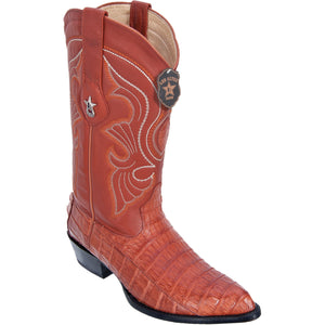 Caiman Belly J Toe Boot LAB-9982