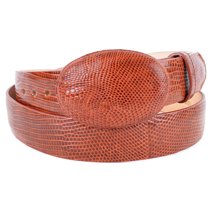 Lizard Cowboy Belt LAB-C110603