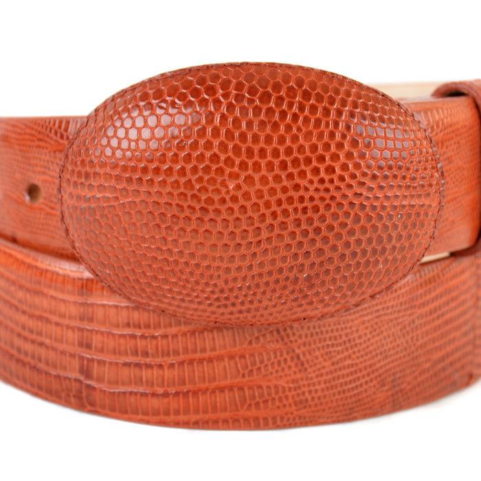 Lizard Cowboy Belt LAB-C110703