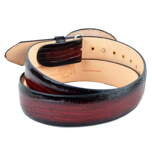 Lizard Cowboy Belt LAB-C110743