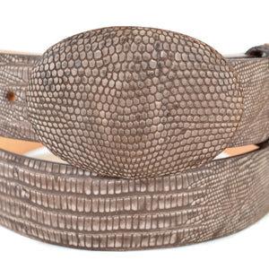 Lizard Cowboy Belt LAB-C110785