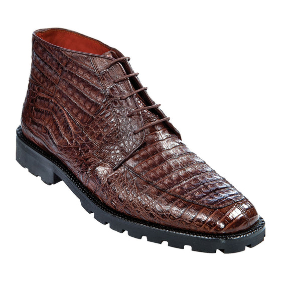 Gator Belly Skin High Top Shoe LAB-ZA20682