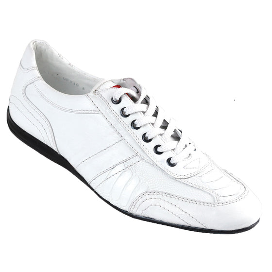 Original Ostrich Leg Casual Shoes LAB-ZC1005