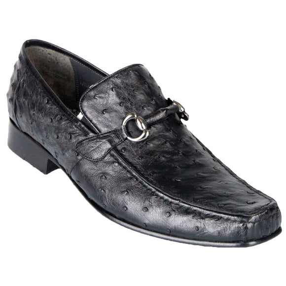 Ostrich Dress Shoe LAB-ZV1003