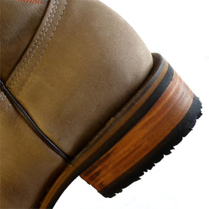 Rodeo Square Toe Leather Boot ROD-010