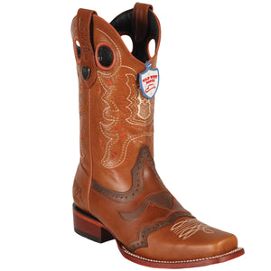Rodeo Toe Leather Boot WW-281TC38