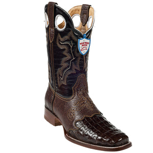 Caiman Belly Wild Rodeo Toe Boot WWB-281TC82
