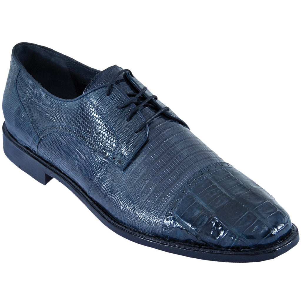 Gator Belly with Lizard Skin Dress Shoe LAB-ZV0937