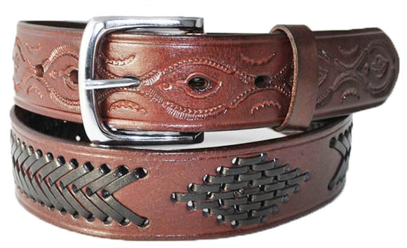Fine Leather Belt IMP-10162
