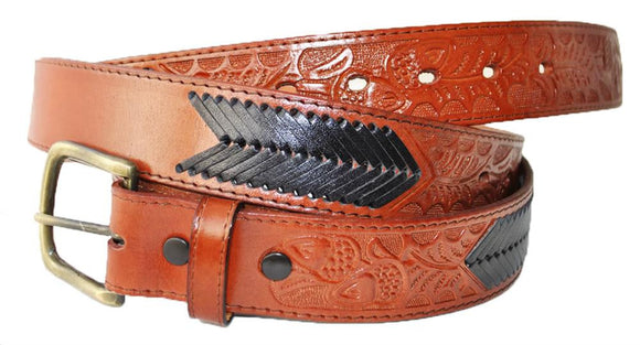Fine Leather Belt IMP-10163