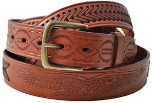 Fine Leather Belt IMP-10221