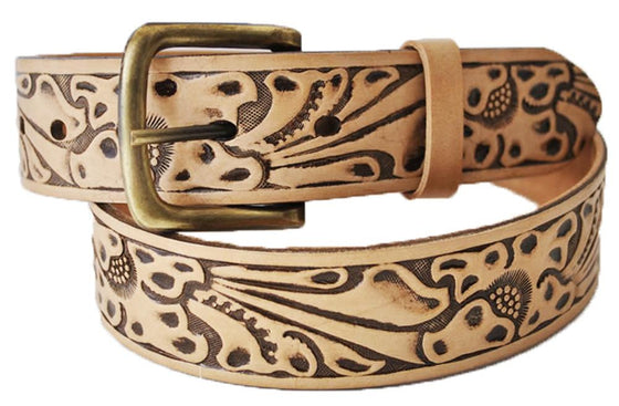 Fine Leather Belt IMP-10308