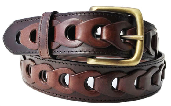 Fine Leather Belt IMP-10541