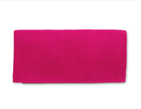 Saddle Pad- Wool