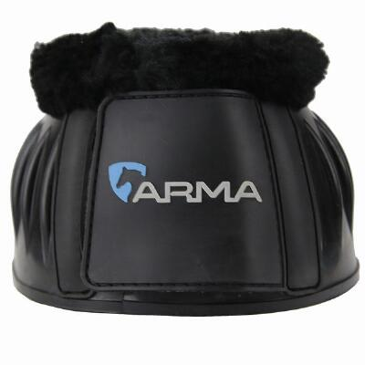 Arma Fleece Trim Bell Boots