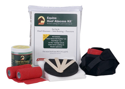 Equine Hoof Abscess Kit