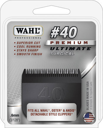 #40 Surgical Detachable Ulti Blade Set