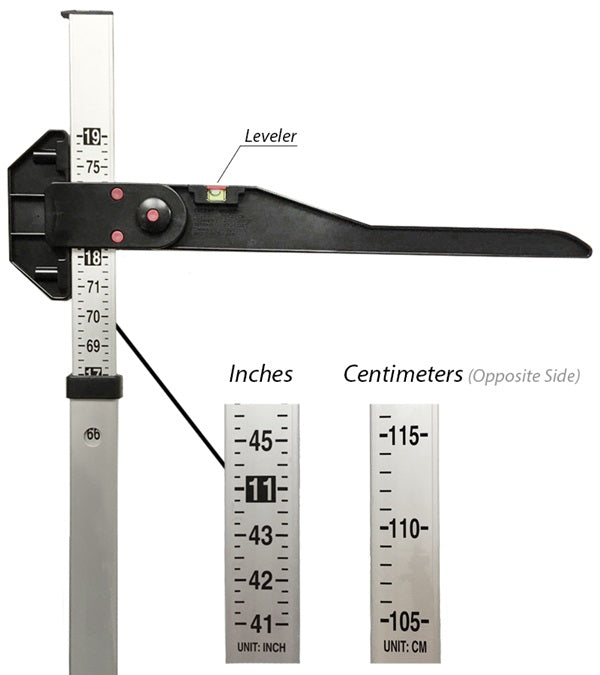 Measuring Stick For Horse Height