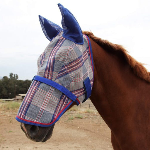 Fly Mask with Nose & Ears