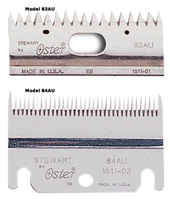 Oster Clipmaster Combo Replacement Blades