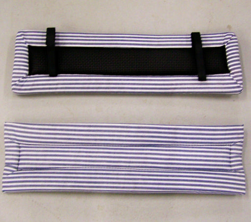 Back Pads (Covered With Cloth Ticking)