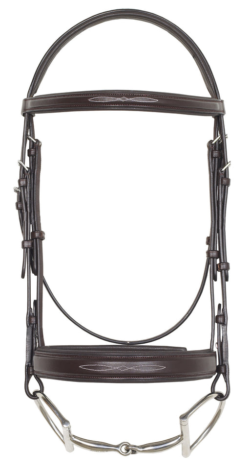 Comfort Crown Fancy Bridle