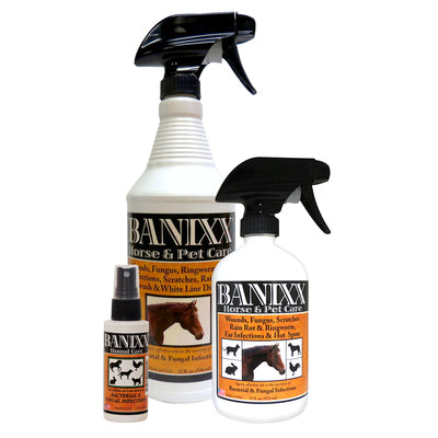 Banixx Wound Care