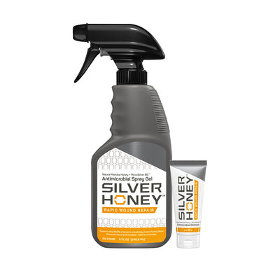 Silver Honey Rapid Wound Care
