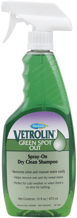 Vetrolin Green Spot Out