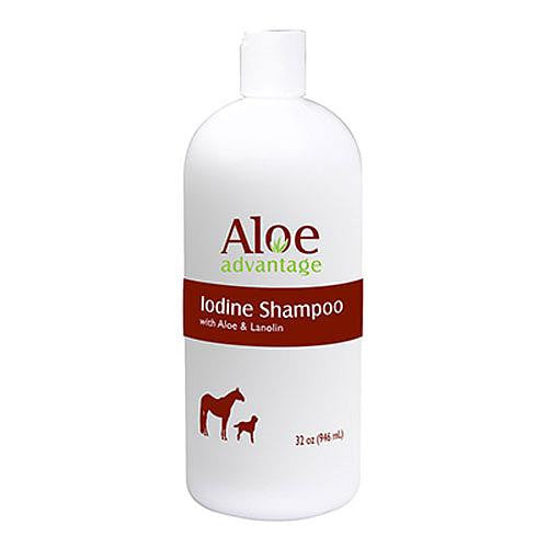 Aloe Advantage Iodine Shampoo w/ Aloe 32oz