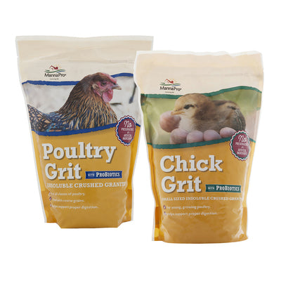 Poultry Grit & Chick Grit with Probiotics