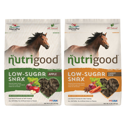 Nutrigood Low-Sugar Snax