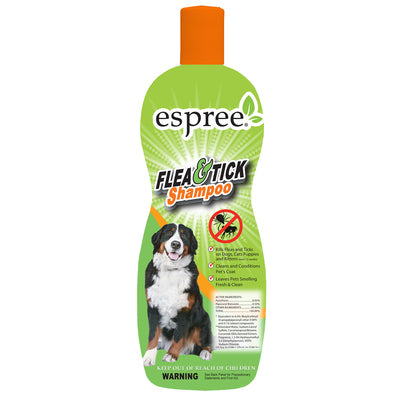 Espree Flea & Tick Shampoo for Dogs
