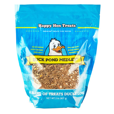 Happy Hen Treats Duck Pond Medley 2 lbs