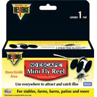 Revenge Mini Reel Kit Fly Tape