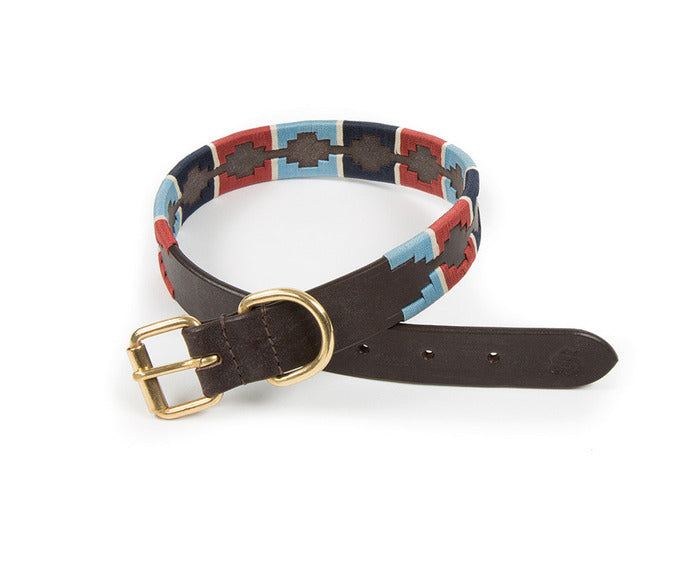 Drover Polo Dog Collar