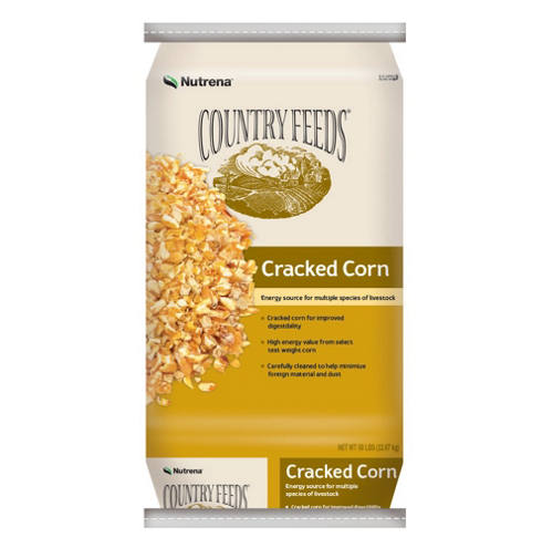 Country Feed Cracked Corn