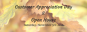 Customer Appreciation Day & Open House 2018