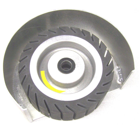 "Expander Wheel   6"" Diam & Guard"
