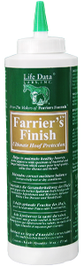 Farrier's Finish- Life Data