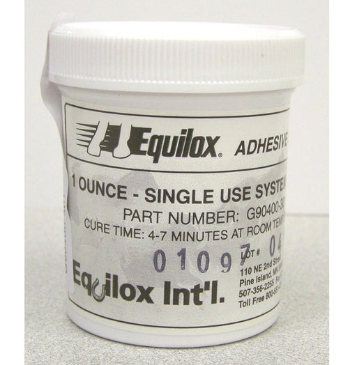 Equilox Hoof Repair 1 Oz Black