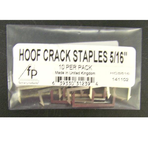 Hoof Crack Staples