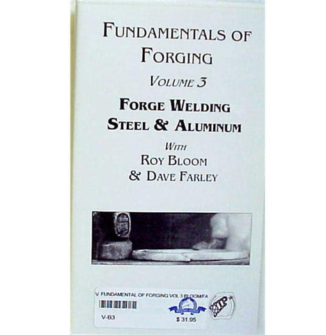 Fundamentals Of Forging (Dvd) #3