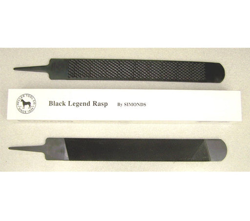 Rasp Heller Legend Black 14""