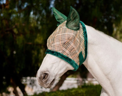 Fly Mask with Fleece & Ears