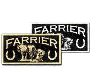 License Plate Farriers Aluminum Finish