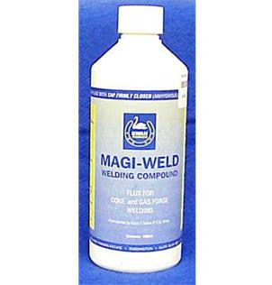 Magiweld Swan 10 Oz Flux Gas Forge Weld
