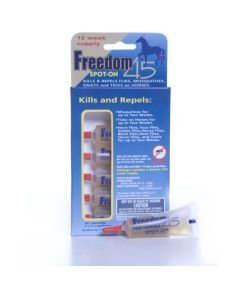 Freedom45 Horse Spot-On Repellant