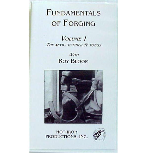 Fundamental Of Forging Vol 1 Roy Bloom V