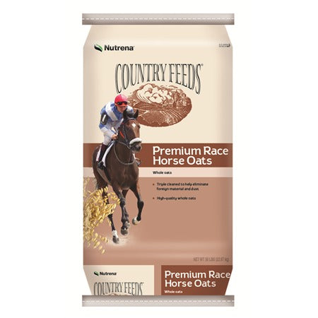Country Feed Whole Race Oats